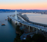 Bay Bridge: Timelapse de la semana