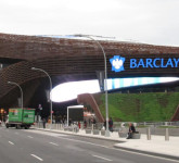 Barclays Center de Nueva York #Timelapse