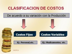 Costes variables