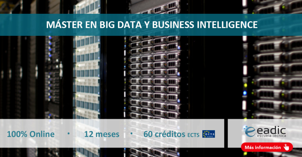 Máster en Big Data y Business Intelligence