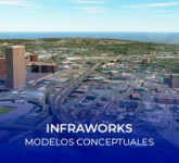 InfraWorks: Modelos Conceptuales
